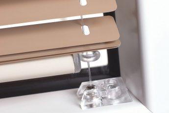 Żaluzja pozioma aluminiowa 16 mm
