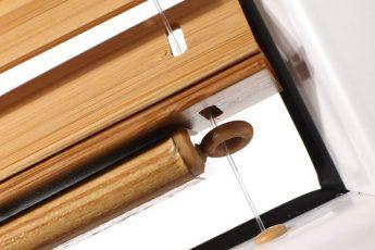Żaluzja pozioma Venus/Venus Standard bambus 25 mm
