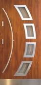 wzor nr 21 - drzwi stalowe