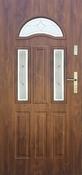 wzor nr 34A - drzwi stalowe