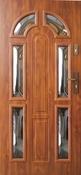 wzor nr 9B - drzwi stalowe